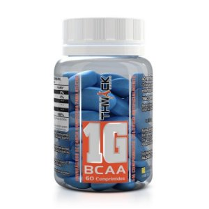 BCAA 1G (60caps) - BODY ACTION