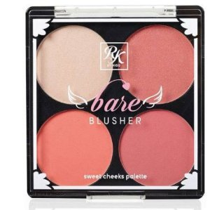 Blush Palette - Cor: Livin' Bare