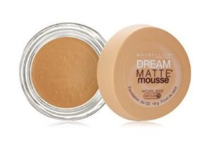 Base Dream Matte Mousse - Natural Beige Medium ( cor 2,5)