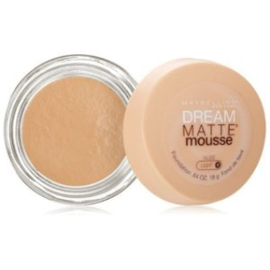 Base Dream Matte Mousse - Nude Light ( 04 )