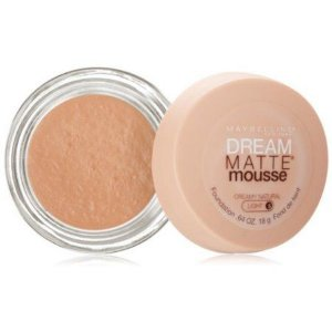 Base Dream Matte Mousse - Creamy Natural Light (05)