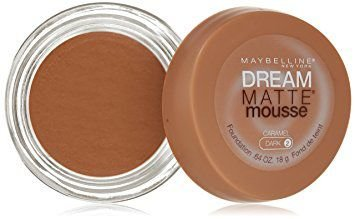 Base Dream Matte Mousse - Caramel Dark (02)