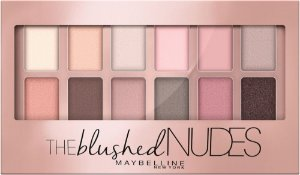 Paleta de sombra - Blushed Nude