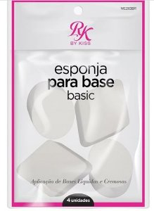 Esponja para base  ou pó basic