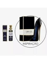 Perfume Amakha - GD Woman - Inspiração Good Girl - Carolina Herrera
