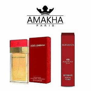 Perfume Amakha - Elegnce Woman - Inspiração Dolce & Gagana