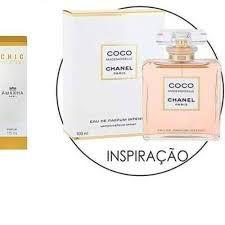 Perfume Amakha - Elegnce Woman - Inspiração Coco Chanel