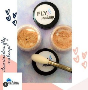 Iluminador Rose- 08 - Fly Makeup