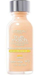 Base Loreal Treu Match - Natural Buff N3