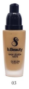 Base Líquida Beauty Suelen Makeup - Cor 03