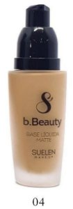 Base Líquida Beauty Suelen Makeup - Cor 04