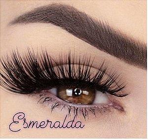 Cilios kiss Bruna Tavares - Esmeralda
