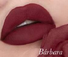 Batom Líquido Matte  Bárbara  - Red Rose Bruna Tavares