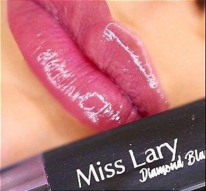 GLOSS PRETO MISS LARY