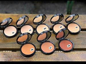 Pó Compacto Suelen Makeup - Cor 04