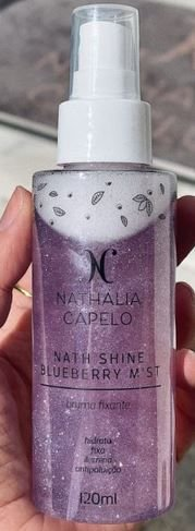 Nath Shine - Blueberry Mist