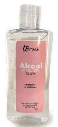 TB MAKE ALCOOL EM GEL