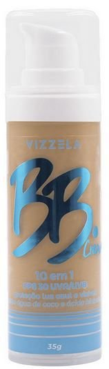 BB CREAM COR 4,5 - VIZZELA