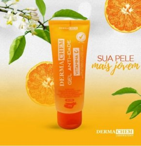 Derma Chem Gel  Anti Idade - Vitamina C