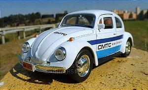 Miniatura Fusca CMTC - empresa de ônibus