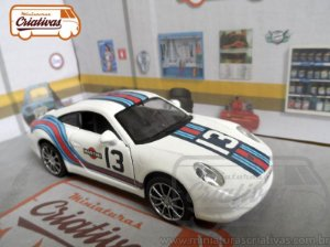 Black Friday- Porsche 911 Martini Racing