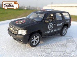Chevrolet Blazer Bope Tahoe- PMERJ