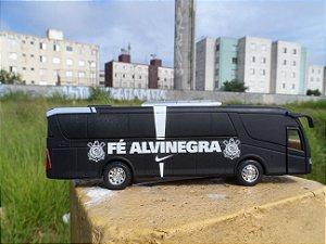 Ônibus Do Corinthians 2018 Fiel Alvinegra - Fosco