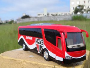 Oferta - Ônibus do São Paulo FC