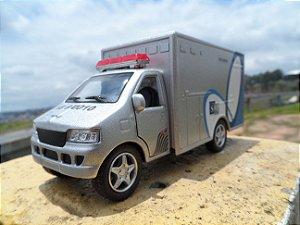 Caminhão Transporte de Presos SAP