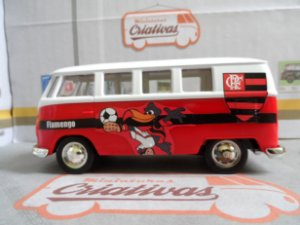 Kombi do Flamengo