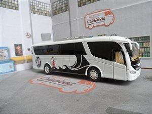 Ônibus Do Vasco da Gama Time de Futebol (em metal)