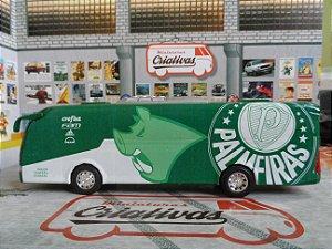 Oferta - Ônibus Do Palmeiras Porcão Em Metal Time De Futebol