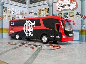 Oferta - Ônibus Do Flamengo CRF - Em Metal Time De Futebol