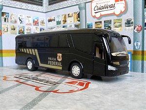 Oferta - Ônibus Polícia Federal - Em Metal