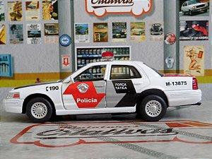 Viatura Polícia Militar Pmesp - Ford Interceptor