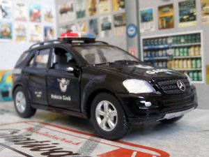 Oferta - Mercedes ML-class Polícia Civil SP