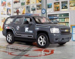 Oferta - miniatura Chevrolet Tahoe Polícia Militar Rota Pm Sp