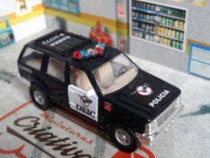 Oferta - miniatura Ford Explorer Policia Civil Pc Sp Garra Veraneio
