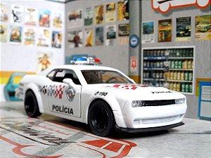Oferta - miniatura Dodge Challenge Policia Militar Pm Sp 2019