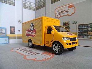Oferta - miniatura Caminhão Elma Chips - Vuc