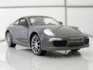Porsche Carrera S 911 Chumbo 1/35