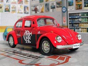 Oferta - Miniatura Fusca Flamengo