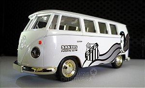 Miniatura Kombi Santos FC
