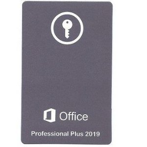 LICENÇA OFFICE 2019 PROFESSIONAL PLUS ESD