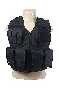 Capa Tática Modelo SWAT