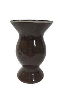Cuia cerâmica Marrom