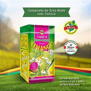 Erva mate Ximango Canela