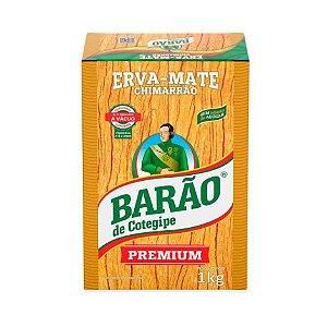 Erva mate Barão Premium