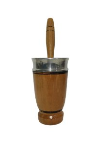 Kit caipirinha Madeira Cedro