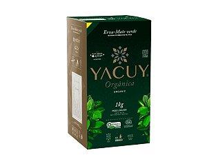 Erva Mate Yacuy 1 kg  Orgânica a vácuo